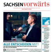 SachsenVORWÄRTS Oktober 2014