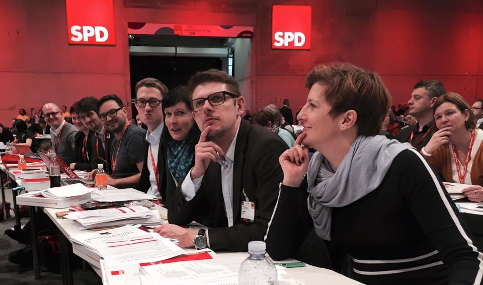 Delegation BPT