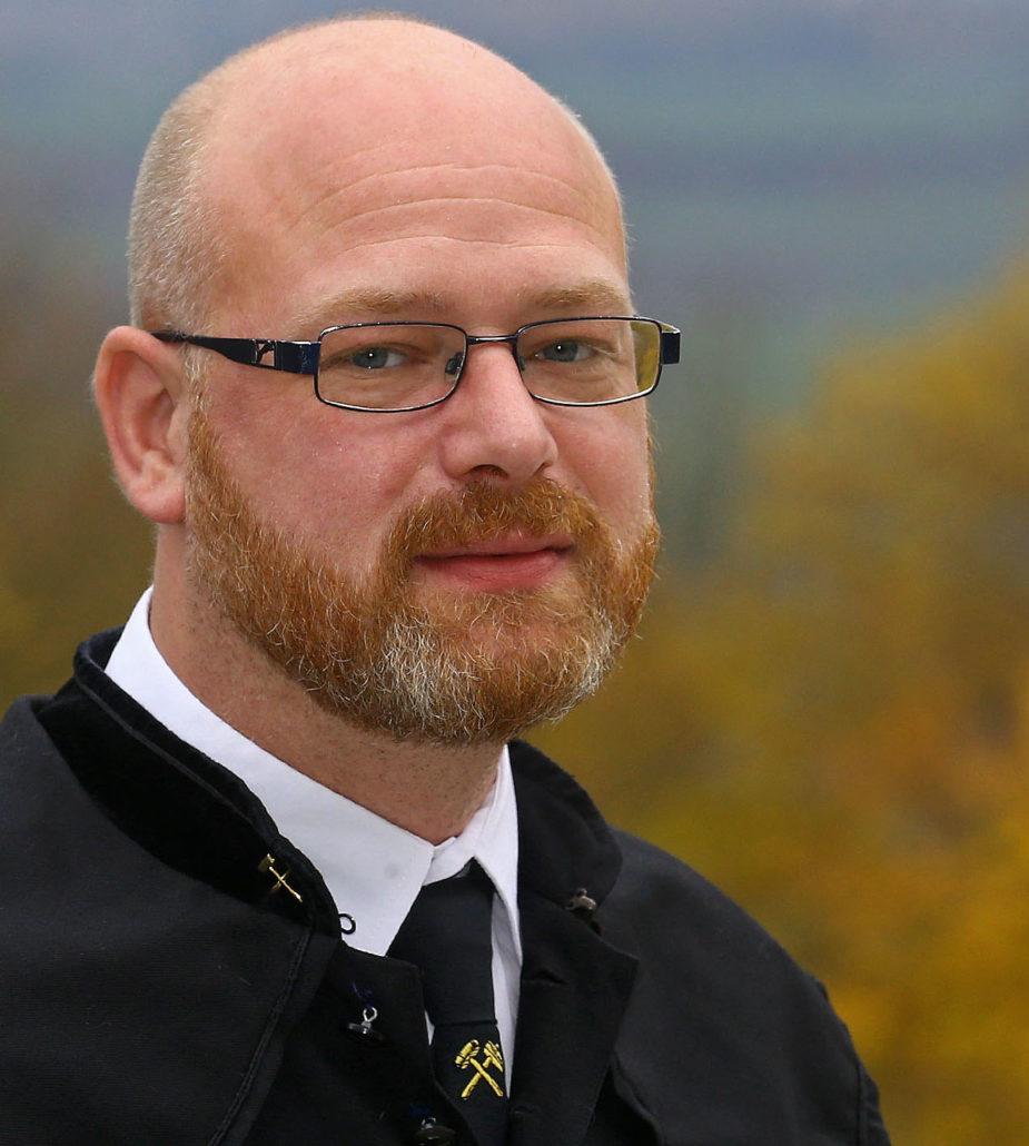 SPD Bundestagskandidat Erzgebirge Wahhlkreis 164 Sören Wittig (41) .Foto:Andreas Kretschel